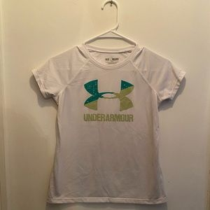 Under Armor Shirt - Youth Medium